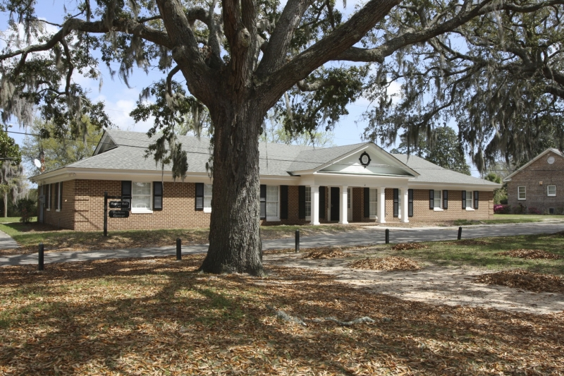 Hepper Hall at Perkins Cottage