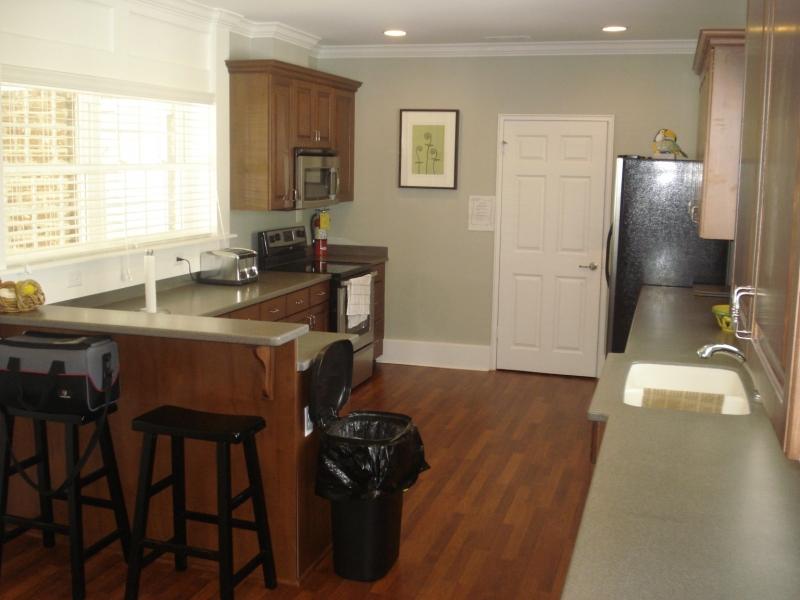 Cottage interior - Alumni kitchen