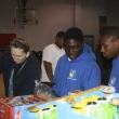 Volunteering with the Salvation Army