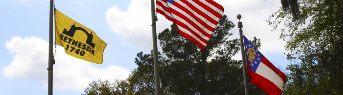 Campus Flags