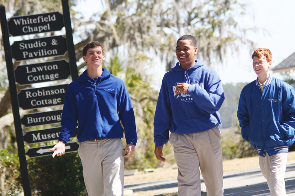 Choosing Bethesda Academy