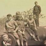 Young Bethesda boys