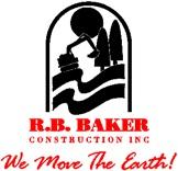RB Baker logo